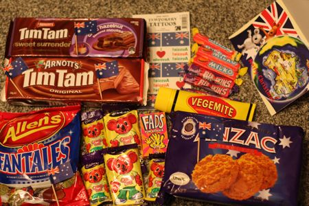 Aussie treats