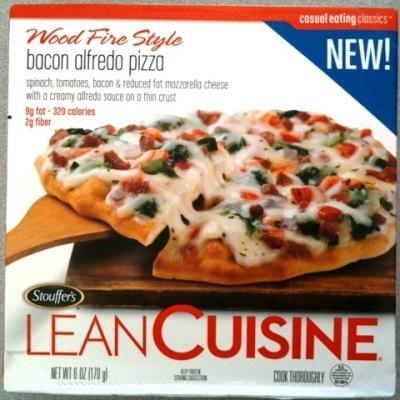 Real Kato Blog: Last Fortnight's Frozen Meal: Lean Cuisine
